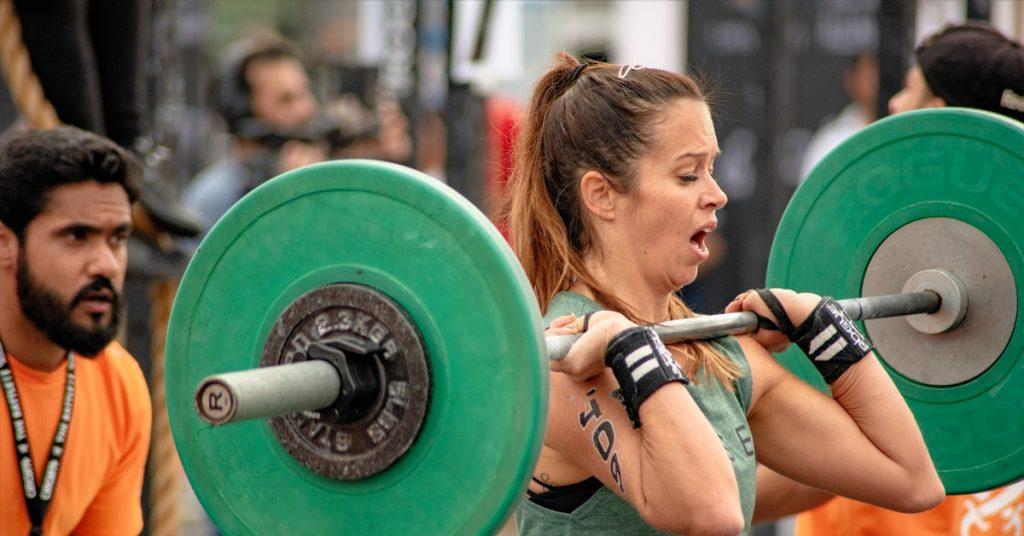 weightlifting e genetica