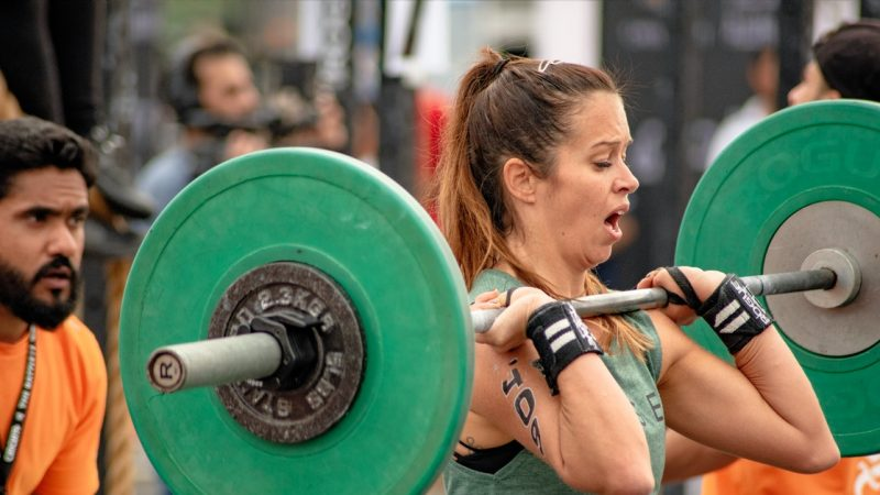 weightlifting e genetica