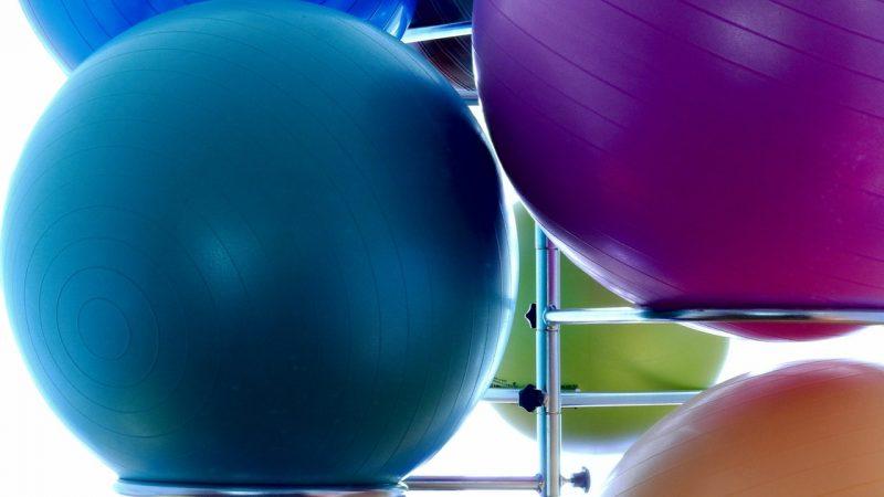fitball per attività fisica contro osteoartrite