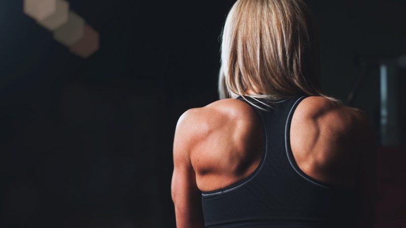 donna a rischio triade dell'atleta