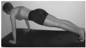 push up position