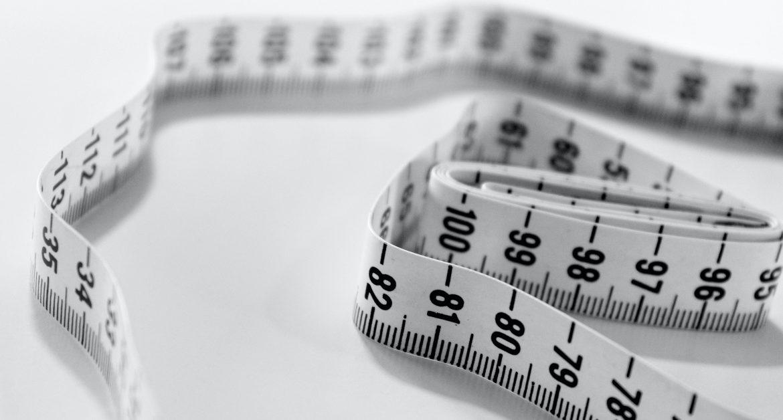 metro per calcolo di composizione corporea