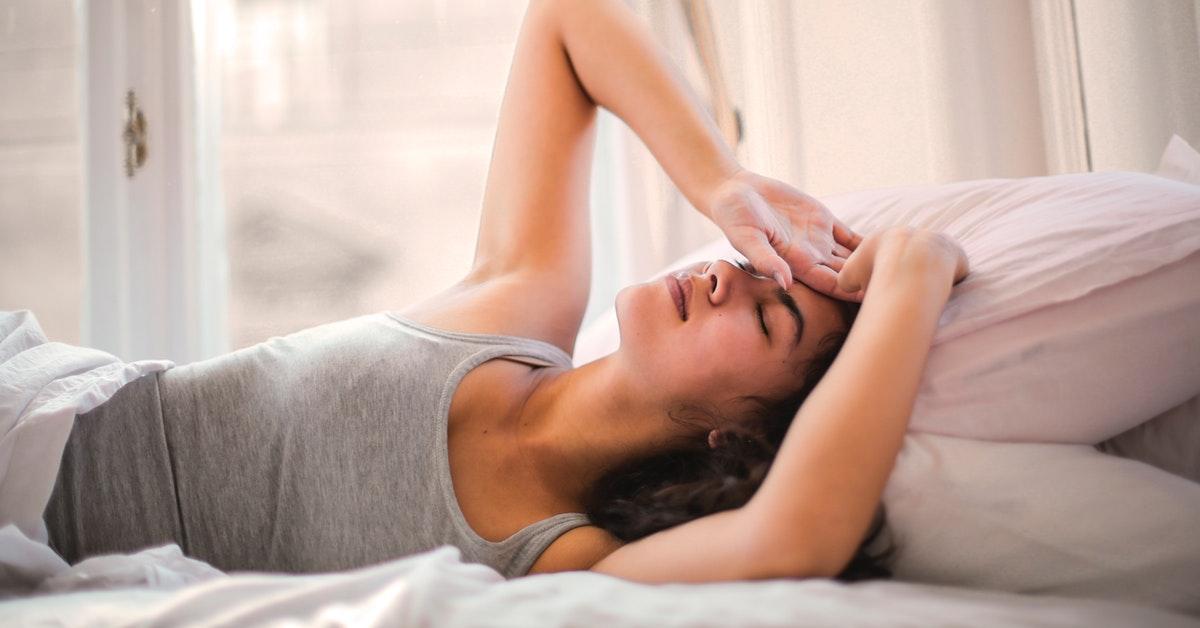 ragazza con fibromialgia che pratica attività fisica