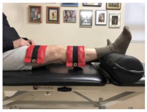 esercizio estensione artrosi ginocchio