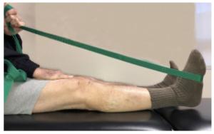 esercizi estensione artrosi ginocchio