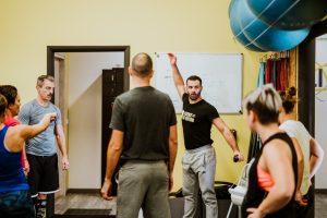 allenamento palestra