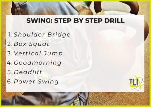 propedeutica kettlebell swing