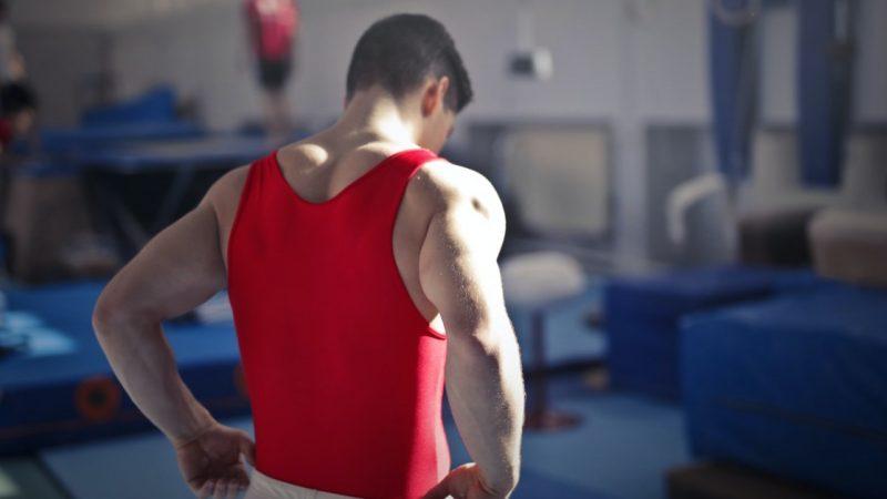 atleta sottoposto a monitoraggio carico esterno e interno