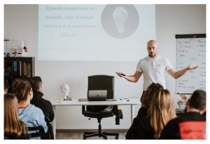 valutazione posturale a lezione