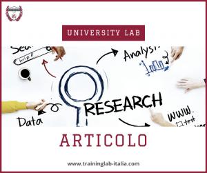articolo University lab