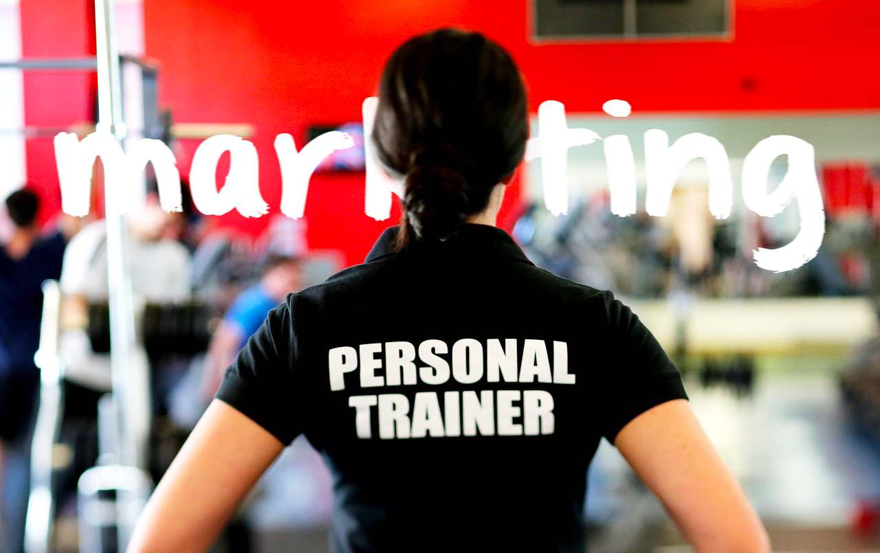 personal trainer marketing