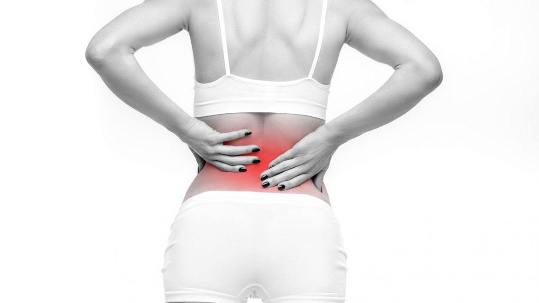 dolore alla schiena e lombalgia