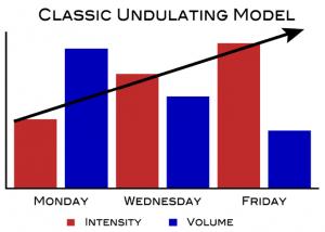classic undulating model