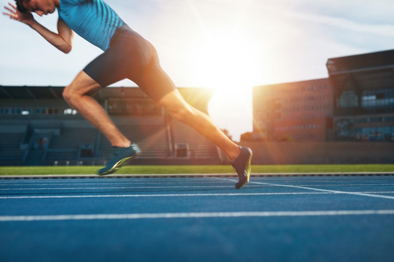 allenare lo sprint